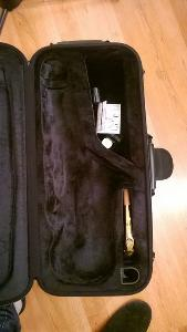 Saxophone professionnel Alto Brancher AG 85 neuf