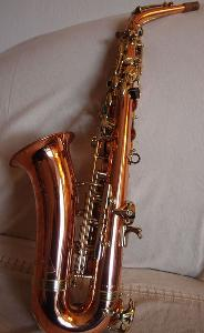 Saxophone Alto Buffet Crampon occasion