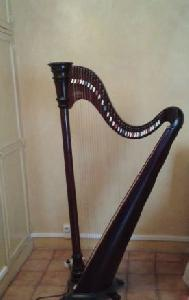 Harpe celtique Camac PH38