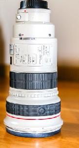 Objectif Canon EF 300 mm f/2.8L IS USM