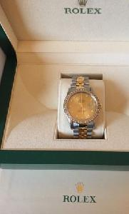 Montre Rolex Datejust