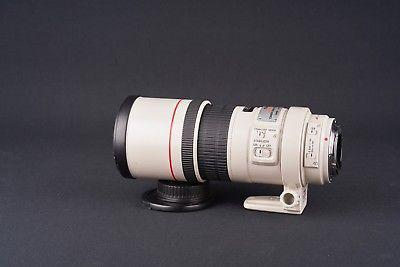 Objectif Canon EF 300 mm f/4.0 L IS USM