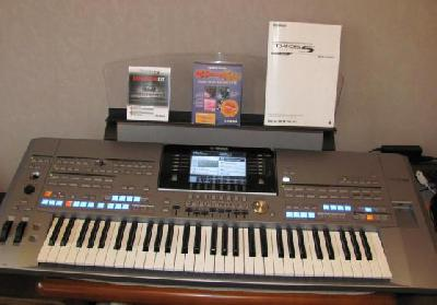 Clavier Yamaha Tyros 5-61 touches
