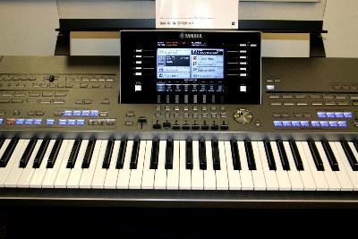 Yamaha Tyros 5-61 Touches