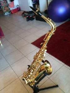 Saxophone alto enfant alphasax de Trevor James