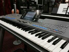 Clavier arrangeur/yamaha tyros 5 - 76 touches occasion