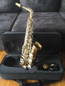 Saxophone Selmer Super action 80 Serie