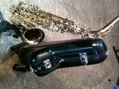 Saxophone tenor selmer reference 36