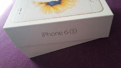 Je vends IPhone 6 s Gold 16GB