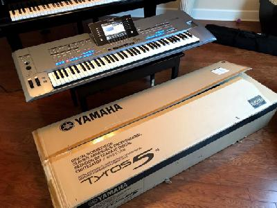 Yamaha Tyros 5 76 XL Entertainer