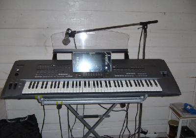 Clavier Professionnel YAMAHA TYROS 5/ 76notes