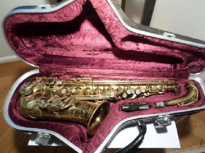 SELMER BALANCED ACTION ALTO !!!