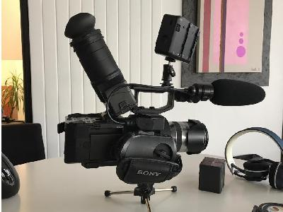 Pack tournage fs700 sony