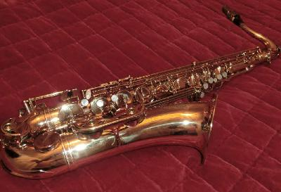 Saxophone ténor SELMER 80 Super Action