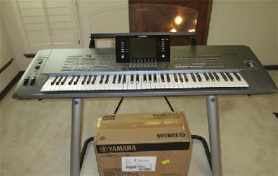 Clavier arrangeur/yamaha tyros 5 - 76 touches