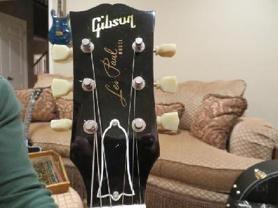 Guitare Gibson Custom Les Paul