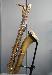 Photo petite annonce Saxophone Baryton KING