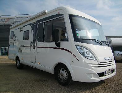Petite annonce Camping-car Hymer - photo no. 5