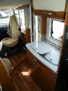 Petite annonce Camping-car Hymer - photo no. 2