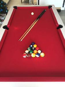 Table de billard/ manger
