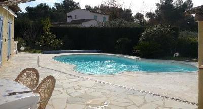 VILLA 4 pièces 125m² sur 1500m² avec piscine VENCE