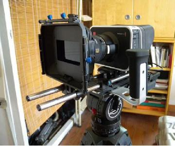 Kit complet Blackmagic Cinema Camera 2, 5 K EF