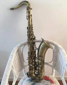 Saxophone Tenor Selmer référence 54 occasion