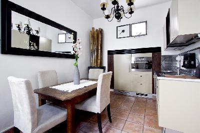 Appartement meublé duplex 2 pièces-très bon état