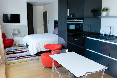 Grand studio 29 m2 au coeur de Paris