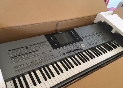 CLAVIER YAMAHA TYROS 5 / 61 complet