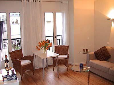 Appartement 2 pièces tout équipé