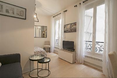 Studio meublé -équipé 24 m² à Bordeaux