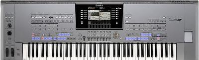 Clavier Yamaha Tyros 5 76 touches