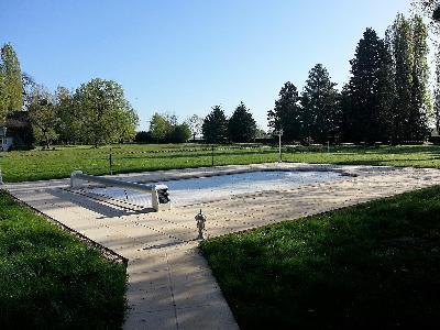 Propriété de charme 2 maisons avec piscine
