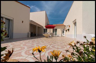 Maison 6 chambres, 180 m2 sur parc arboré 5480 m2