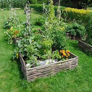 loue jardin potager