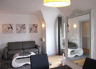 Bel appartement meublé 44 m² à Bordeaux