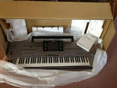 Yamaha Tyros 5 - 76 Key Workstation Arrangeur Clavier