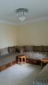 appart meublé avec piscine à la plage Sidi Bouzid el jadida