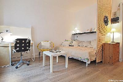 Appartement T1 Meublé situé à Paris 5