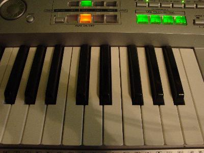 Yamaha Keyboard Tyros 2 TR-MS02 accessoires et + disque dur