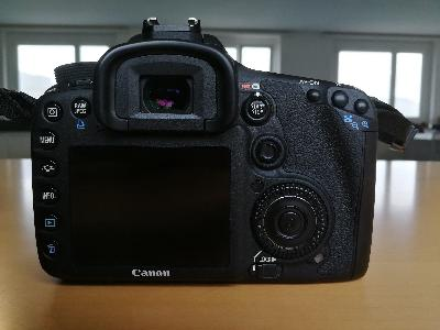 Canon EOS 7D+EF-S 15-85mm 1:3, 5-5, 6 IS USM