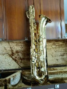 Saxophone Baryton SELMER Paris. 80 Super Action Série 2