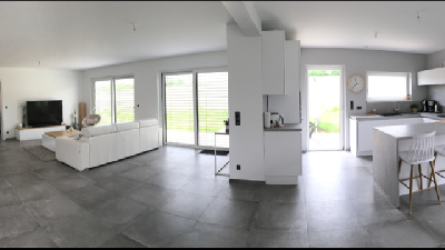 Maison d'Architecte - 5 pièce (s) - 170m2 à Brumath