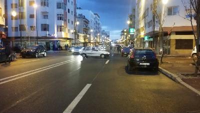 Saroute d'un local commercial à  Rabat Diour Jamaa