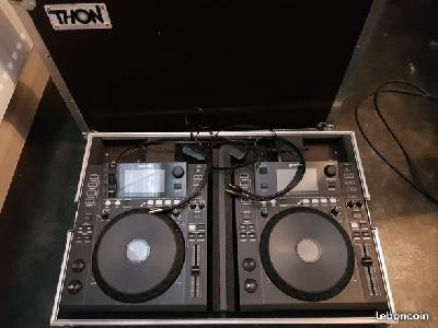Vends platines cd-usb gemini mdj 1000
