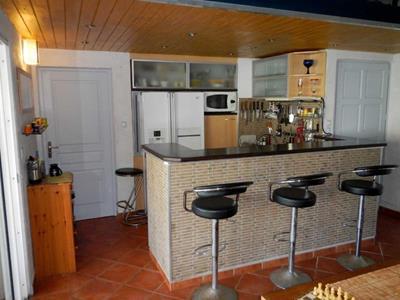 Maison indépendante meublée 4 pièces + mezzanin à La Nouvelle