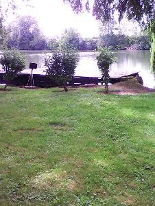 Maison de campagne en bord d'Yonne