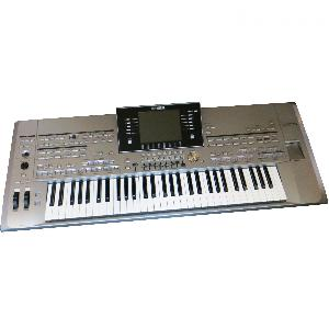 Yamaha Tyr 5 Workstation Keyboard-incl. Entertainer Gold Paquet * comme neuf