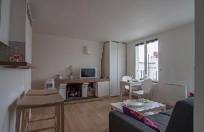 Très beau T2 meublé de 36 m² à Béziers